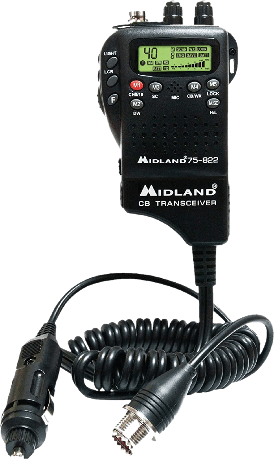 Midland 75-822 40-Channel CB Radio