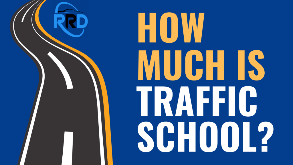 how much is traffic school?