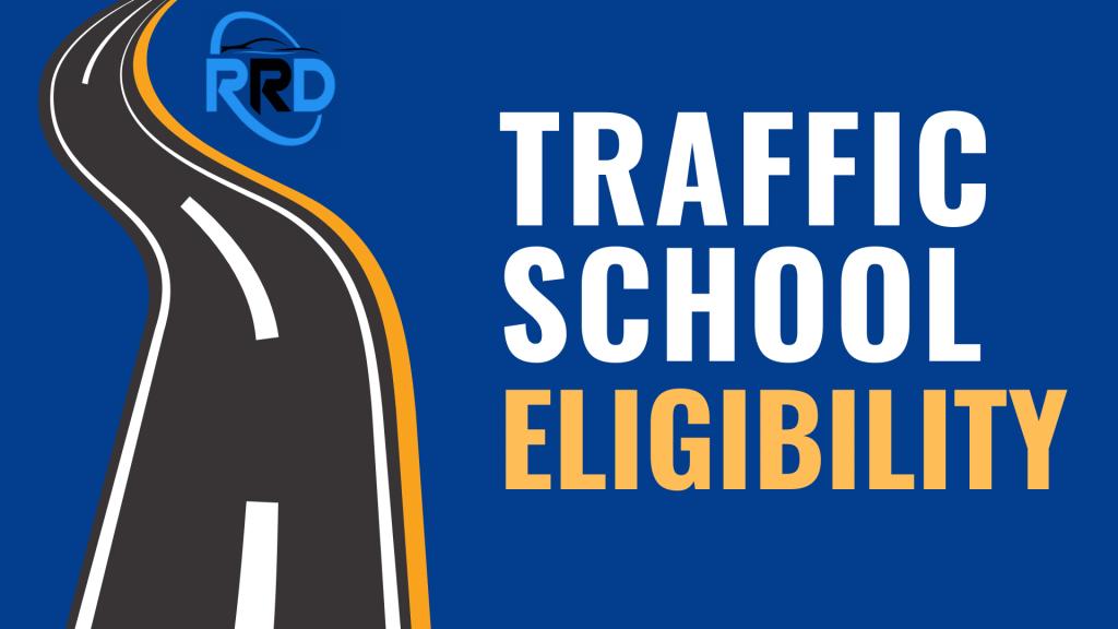 traffic school eligibility