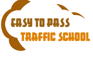 Easy To Pass Traffic School logo