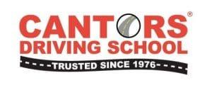 Cantor's Driving School logo