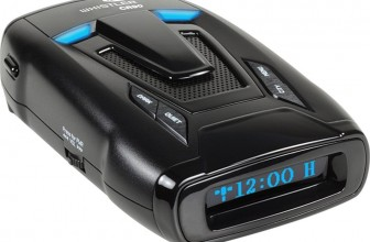 Whistler CR90 Laser Radar Detector Review 2017