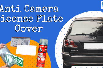 Anti Camera License Plate Cover & Reader Blocker Introduction