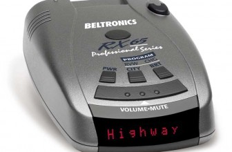 Beltronics RX65 Review: Red Professional Series Radar Detector