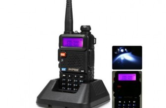 How to Program Baofeng UV-5R For Police Scanner