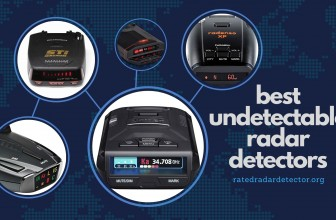 Best Undetectable Radar Detectors
