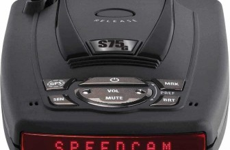 Escort Passport S75 Radar Detector Review