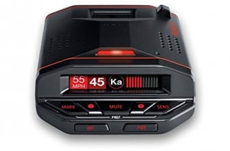 Escort Redline EX Radar Detector Review