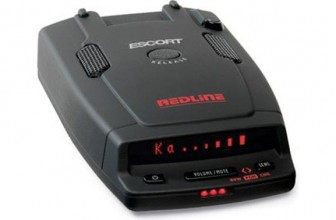 Escort Redline XR Radar Detector Review