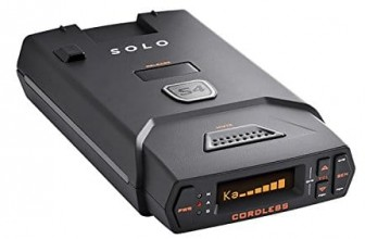 Escort Solo S4 Radar Detector Review