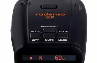 Radenso XP Radar Detector Review