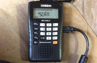 Uniden BC75XLT Review
