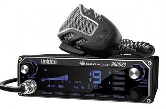 Uniden Bearcat 980 Review