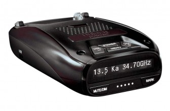 Uniden DFR7 Radar Detector Review
