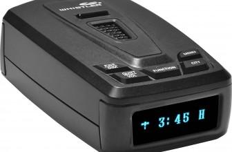 Whistler 5050EX Laser & Radar Detector Review