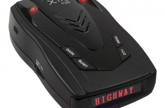 Whistler XTR-438 Radar Detector Review