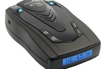 Whistler XTR-540 Radar Detector Review