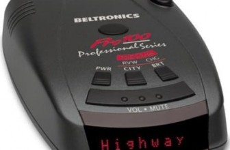 Beltronics Pro 100 Review