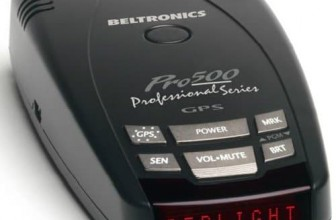 Beltronics Pro 500 Review