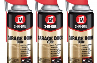 Best Garage Door Lubricants of 2020