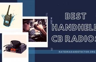 Best Handheld CB Radio of 2019