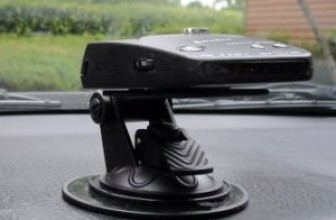 Best Place to Mount Radar Detector