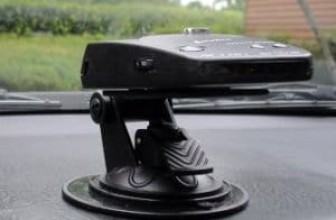 Best Place to Mount a Radar Detector