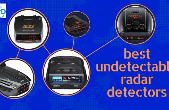 Best Undetectable Radar Detectors