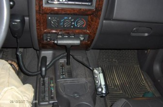 CB Radio Mount