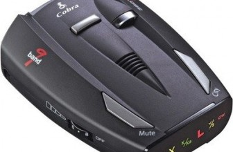 Cobra ESD 7100 Digital Radar/Laser Detector Review