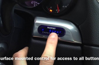 Custom Installed/Built-in Radar Detector