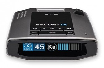 Escort iX Long Range Radar Detector Review