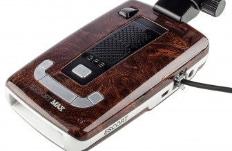 Escort Passport Max Limited Edition (Burled wood) Review