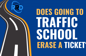 Does Going to Traffic School Erase a Ticket?