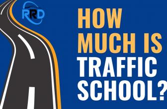 How Much is Traffic School?