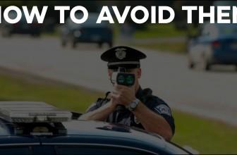 Tips for Avoiding Speeding Tickets