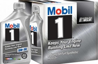 Mobil 1 Synthetic Oil Review