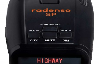 Radenso SP Radar & Laser Detector Review