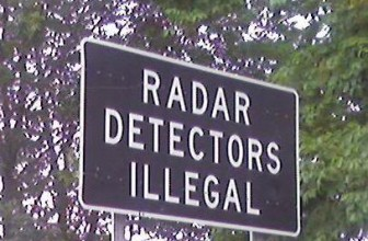 Is It Illegal to Have a Radar Detector in 2017