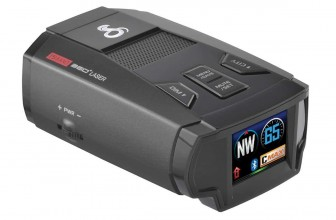 Cobra SPX 7800BT Maximum Performance Radar Detector Review