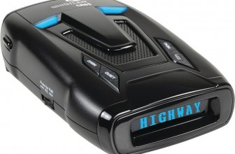 Whistler CR85 Laser Radar Detector Review 2017